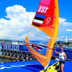 Tokyo Olümpiaregati teleülekanded ja GPS jälgimine 25. juulil