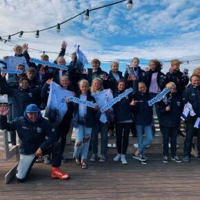 Tallinnas algavad purjelaua T293 Euroopa meistrivõistlused