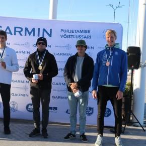 Pühapäeval lõppes Haven Kakumäel neli päeva kestnud Eesti Meistrivõistlused, kus põnevust jätkus nii maal kui merel