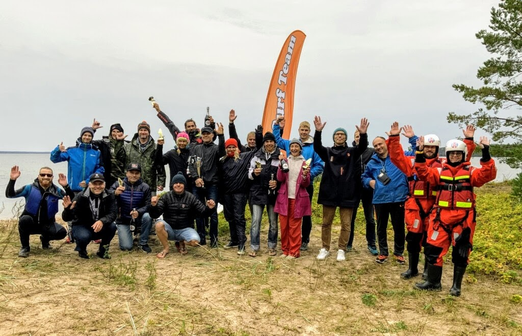 Mohni retk-maraton grupipilt