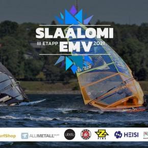 Slaalomi III etapp 14. septembril!